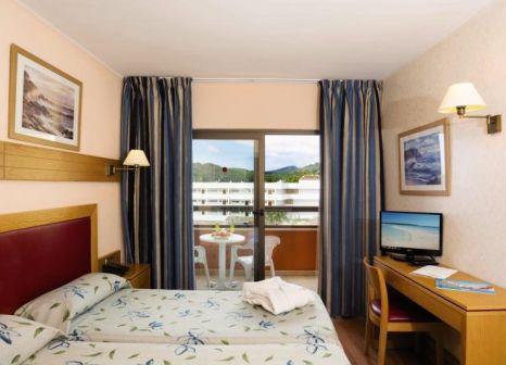 Hotelzimmer mit Mountainbike im HSM Linda Playa