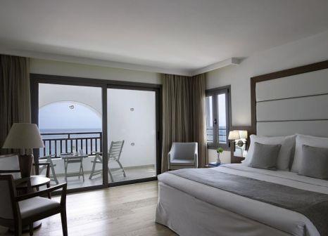Hotelzimmer mit Mountainbike im Creta Maris Beach Resort