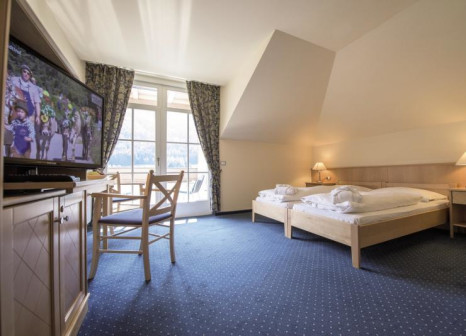 Hotelzimmer mit Tennis im Lodenwirt