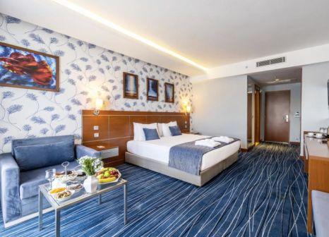 Hotelzimmer mit Minigolf im DUJA Bodrum
