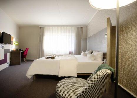Hotelzimmer mit Spielplatz im pentahotel Leipzig
