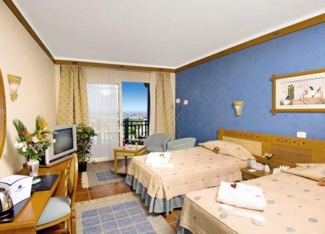 Hotelzimmer mit Mountainbike im Dreams Beach Marsa Alam