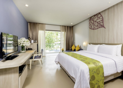 Hotelzimmer mit Fitness im X10 Khaolak Resort