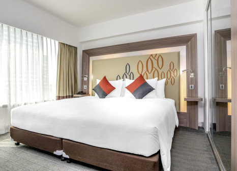 Hotelzimmer mit Kinderbetreuung im Novotel Bangkok Fenix Silom