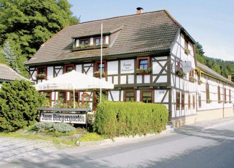 Hotel Zum Bürgergarten günstig bei weg.de buchen - Bild von ITS