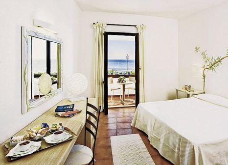 Hotelzimmer mit Mountainbike im Flamingo Hotel