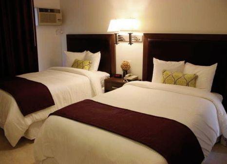 Hotelzimmer mit Sandstrand im Collins