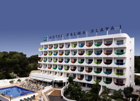 Hotel Playasol Palma Cactus günstig bei weg.de buchen - Bild von FTI Touristik