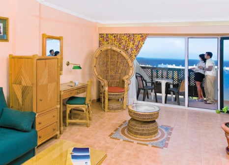 Hotelzimmer mit Golf im Blue Sea Costa Bastian