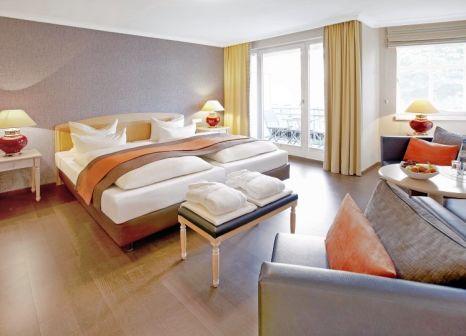 Hotelzimmer mit Tennis im Upstalsboom Hotel Ostseestrand