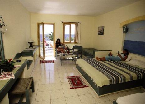 Hotelzimmer mit Mountainbike im Kalypso Cretan Village Resort & Spa