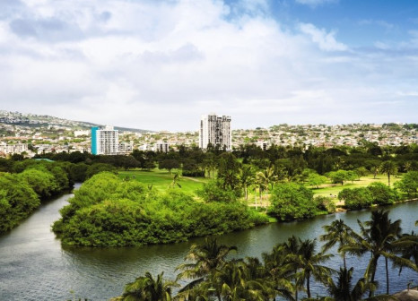 Coconut Waikiki Hotel in Hawaii - Bild von FTI Touristik