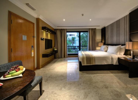 Hotelzimmer mit Fitness im Dubai Marine Beach Resort and Spa