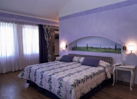 Hotelzimmer mit Golf im Borgo di Cortefreda