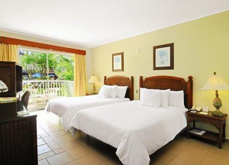 Hotelzimmer mit Volleyball im Occidental Caribe