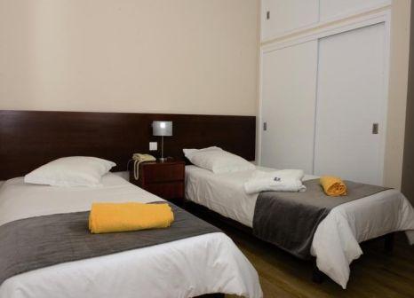 Hotelzimmer mit Tennis im Duas Torres
