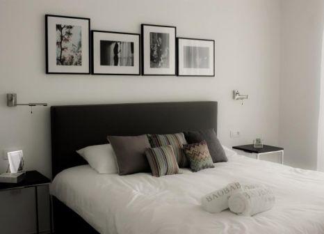 Hotelzimmer mit Yoga im Baobab Suites