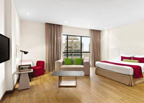 Hotelzimmer mit Wassersport im Hawthorn Suites by Wyndham Dubai, JBR