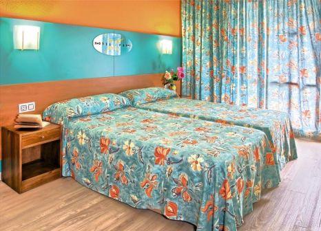 Hotelzimmer mit Animationsprogramm im Papi