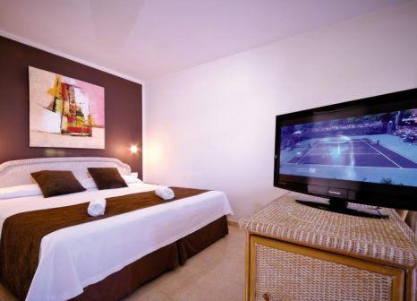 Hotelzimmer mit Golf im Hotel Arena Suite