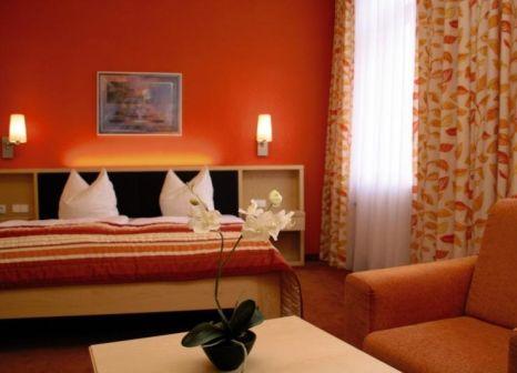 Hotelzimmer mit Golf im Hotel Lindenhof Bad Schandau