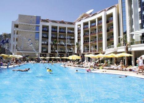 Grand Pasa Hotel in Türkische Ägäisregion - Bild von FTI Touristik