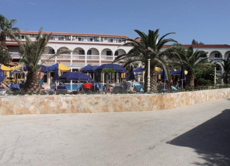 Angela Beach Hotel in Korfu - Bild von FTI Touristik