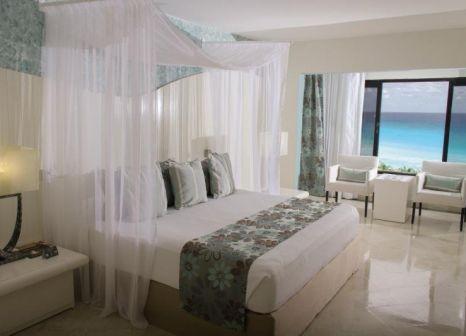 Hotelzimmer mit Volleyball im Now Emerald Cancún