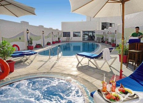 Al Jawhara Gardens Hotel in Dubai - Bild von FTI Touristik