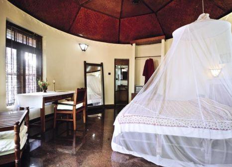 Hotelzimmer mit Klimaanlage im Somatheeram Ayurvedic Health Resort