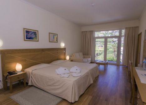 Hotelzimmer mit Tischtennis im Hotel do Campo