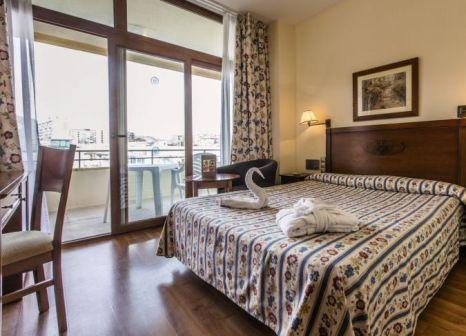 Hotelzimmer mit Tischtennis im Gran Cervantes by BLUESEA