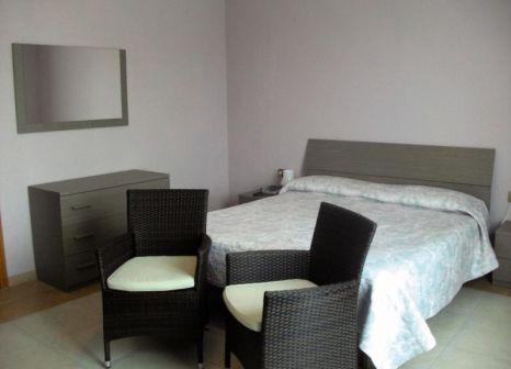 Hotelzimmer mit Tennis im Breglia