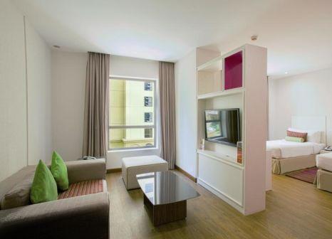 Hotelzimmer mit Kinderbetreuung im Hawthorn Suites by Wyndham Dubai, JBR