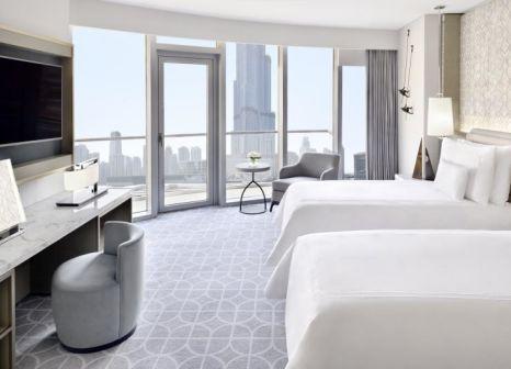Hotelzimmer mit Animationsprogramm im Address Dubai Mall