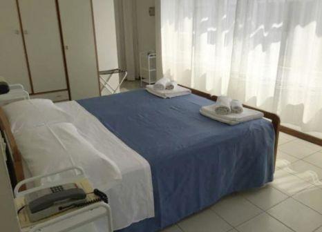 Hotelzimmer mit Tischtennis im De Amicis