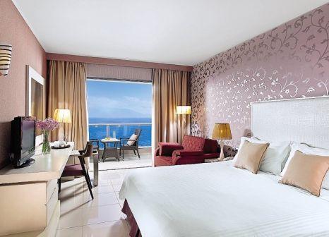 Hotelzimmer mit Yoga im Michelangelo Resort & Spa
