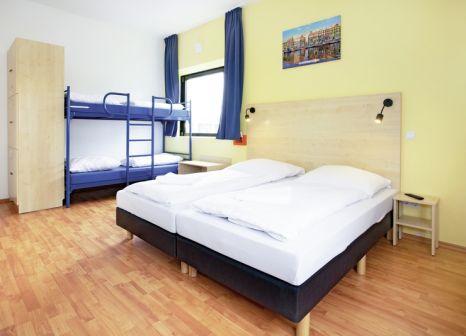 Hotelzimmer mit Spielplatz im a&o Amsterdam Zuidoost