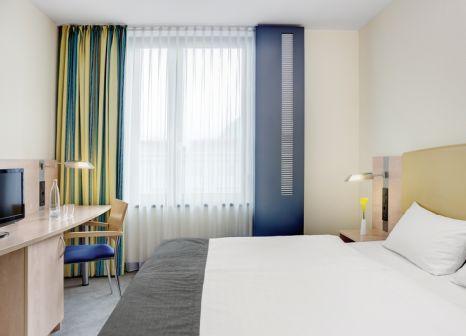 Hotelzimmer mit Animationsprogramm im InterCityHotel Hamburg Hauptbahnhof