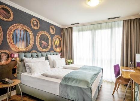 Hotelzimmer mit Klimaanlage im Classic Harmonie