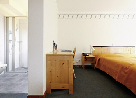 Hotelzimmer mit Fitness im Laudinella