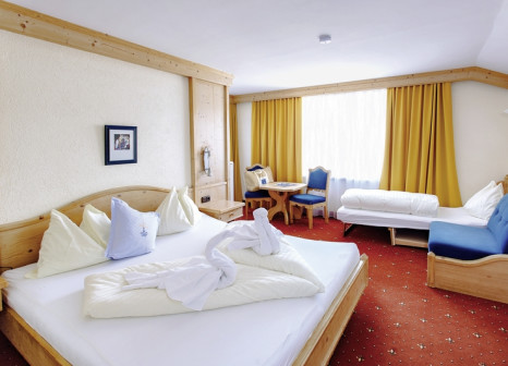 Hotelzimmer mit Minigolf im Katschberghof