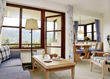 Hotelzimmer mit Yoga im Dorint Sporthotel Garmisch-Partenkirchen