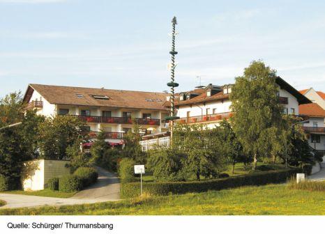 Hotel Schürger günstig bei weg.de buchen - Bild von Bentour Reisen