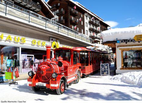 Hotel Marmotte in Walliser Alpen - Bild von Bentour Reisen
