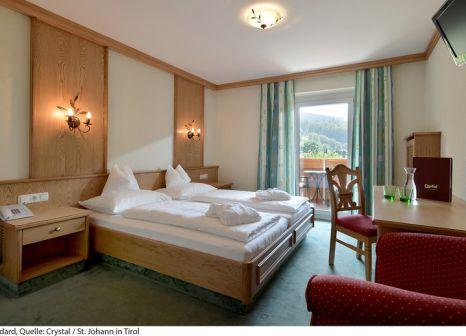 Hotelzimmer mit Fitness im Hotel Crystal Das Alpenrefugium