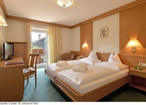 Hotelzimmer mit Volleyball im Hotel Crystal Das Alpenrefugium