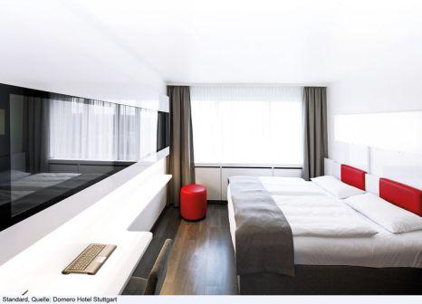 Hotelzimmer mit Casino im DORMERO Hotel Stuttgart
