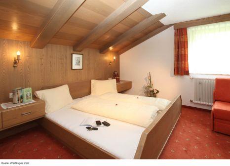 Hotelzimmer mit Fitness im Weisskugel