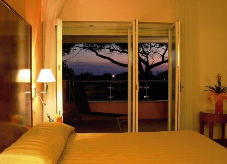 Hotelzimmer mit Tischtennis im Versilia Palace